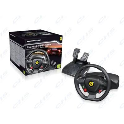 THRUSTMASTER Játékvezérlő Kormány Ferrari 458 PC/Xbox 360