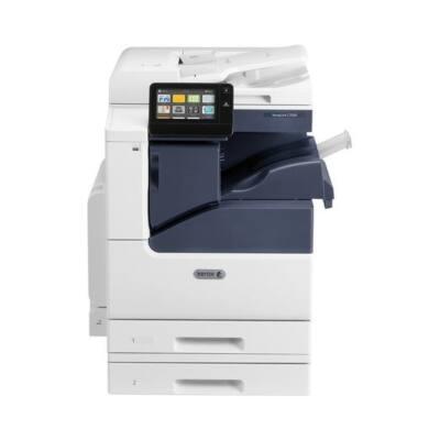 Xerox Versalink C7025V_S, NY/M/S, A3, színes, 4GB,  A4 25lap/p DADF, 1200x2400, Gigabit LAN/USB, 1140+100 lap