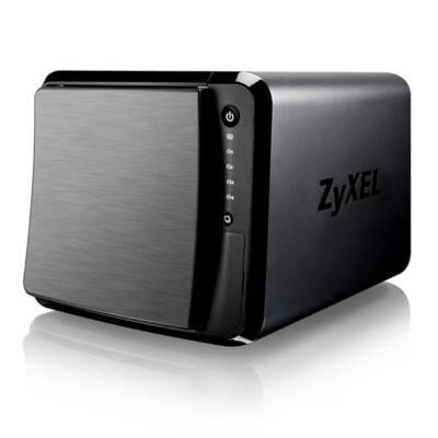ZYXEL NAS Storage 4 Fiókos NAS542