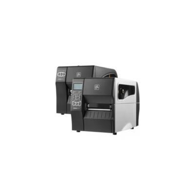 Zebra cimkenyomtató, ZT230, (203 dpi), DT, kijelző, EPL, ZPL, ZPLII, USB, RS232